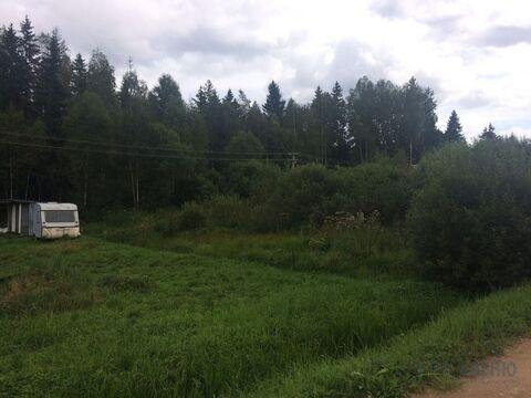 Участок 9 соток, СНТ в Рузском р-не, рядом с д.Глухово.