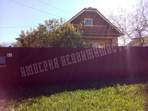 Дом, 45 кв.м, деревянный, участок 5 сот.