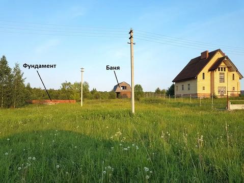Участок 30 соток в 20 км от Иваново в дер. Баглаево