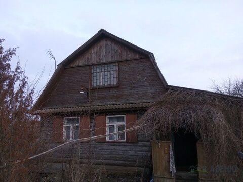 Двухэтажный деревянный дом общей площадью 77 кв.м на участке 14 в .