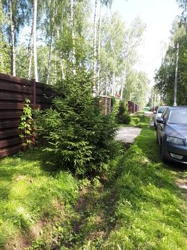 Лесной участок 15 соток в д. Поповка г о Чехов