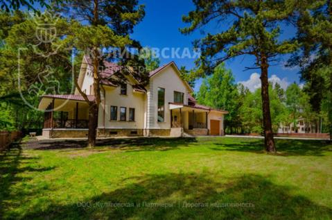 Продажа дома, Верхнее Дуброво, Белоярский район, Сосновая