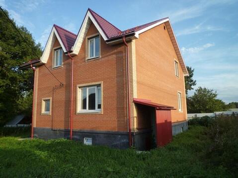 Дом 225 кв.м, Участок 25 сот. , Рязанское ш, 27 км. от МКАД.