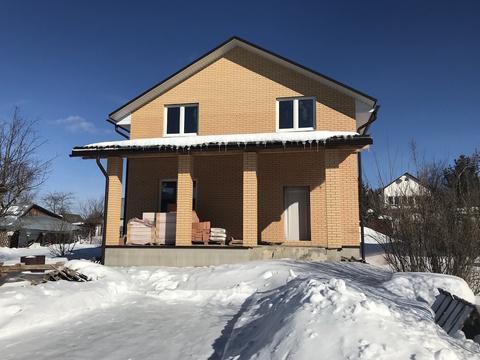 50 квм от МКАД.СНТ Курсаково-1.Продается дом 250 кв.м участ 12 соток.