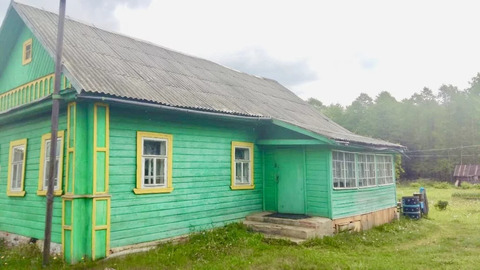 Дом 65м2 п.Талицы