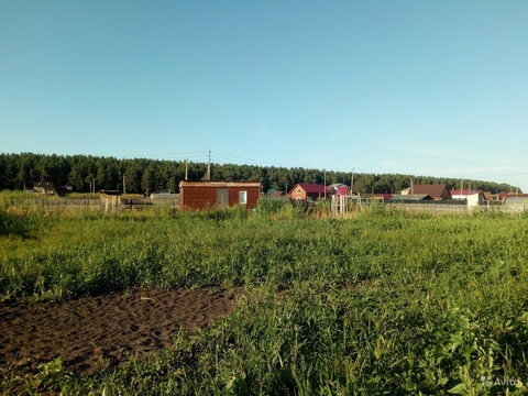 Отличное место для строительства загородного дома!