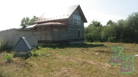 Продам 2-этажный дом из бруса, Тульская область