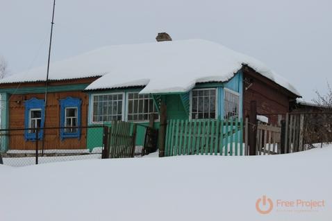 Дом 38,1 кв.м , на 24 сот . земли в д. Ягодня