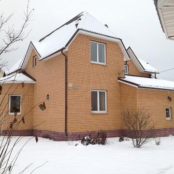 Дом 160 кв.м, Участок 10 сот. , Волоколамское ш, 25 км. от МКАД.