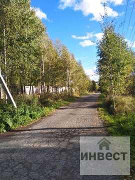 Продается земельный участок 8 соток Наро-Фоминский район д.Ревякино С