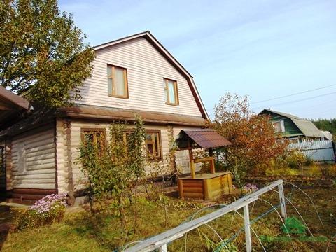 Дачный дом с баней, подходящий под круглогодичное проживание