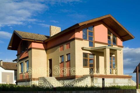 Дом, Новорижское ш, 38 км от МКАД, Опушкино, Коттеджный поселок