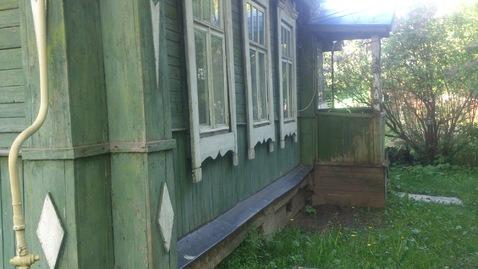 Дом в Голицыно с газом
