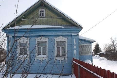 Дом в деревне Анохино