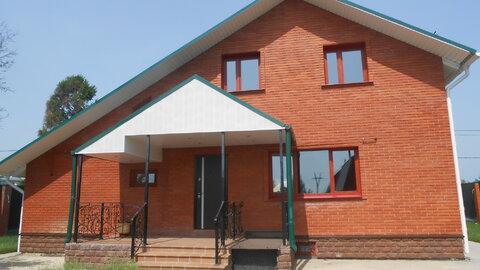 Продаётся коттедж с земельным участком в Московской области