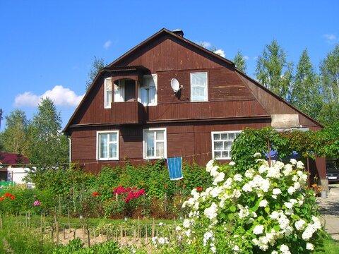 Продается дом 100 кв.м, участок 15 сот. , Новорижское ш, 50 км. от .