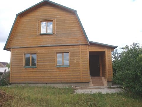 Продам новый двухэтажный дом в городском округе Электросталь