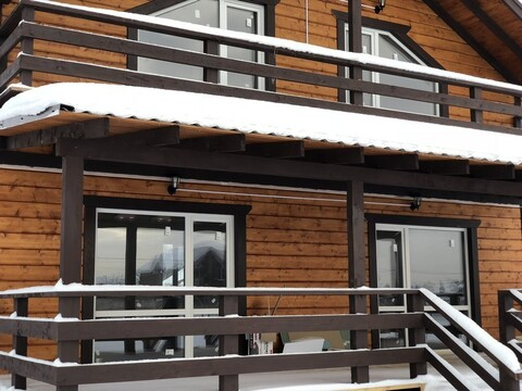 Купить дом в деревне Кабицыно Боровского района