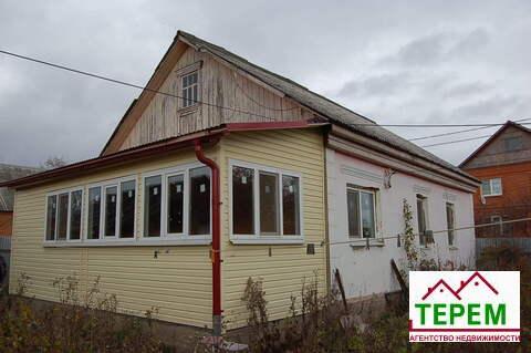 Продам отдельно стоящий дом в г. Серпухов