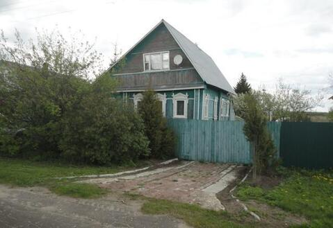 Дом в деревне Алексино-Шатур