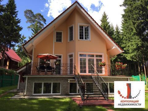 Дом 270 кв.м, п. Звезда-95, с. Кленово, Новая Москва