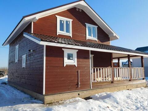 Дом в Калужской области Боровского района поселок Иван купала с газом