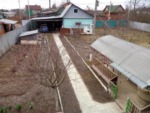 Дом 220 кв.м, Участок 25 сот. , Пятницкое ш, 51 км. от МКАД.