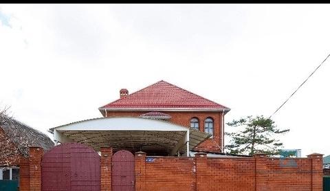 Продажа дома, Краснодар, Проезд 1-й Сафонова