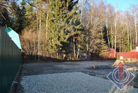 Земельный участок на лесной опушке в СНТ Родничок у д. Порядино
