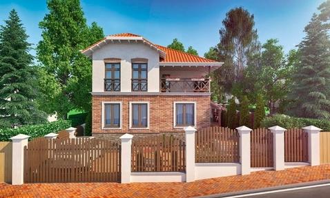 Дом на ул.Рыбникова (район Леселидзе)