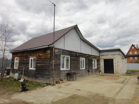 Дом 118 кв.м, Участок 6 сот. , Осташковское ш, 6 км. от МКАД.
