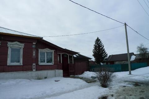 Часть дома в д. Пестриково (Коломенский район)