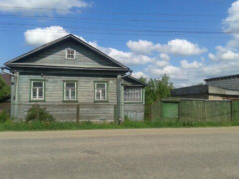 Дом с участком 12 соток с видом на Горицкий монастырьв г. Переславле