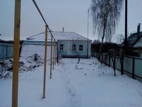 Продажа дома, Хохольский, Хохольский район, Ул. Краснооктябрьская