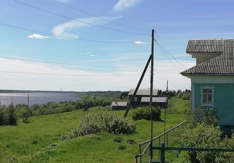 Продажа участка, Среднеконская, Холмогорский район