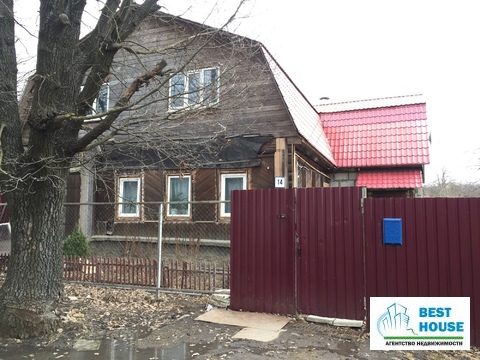 Двухэтажный жилой дом в г. Можайске, Московская область.
