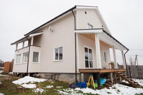 Продается дом на участке 10 соток в г.Чехов, ул.Лосиная
