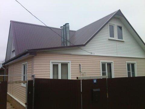 Продается деревянный дом со всеми удобствами в городе Малоярославец
