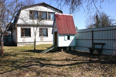 Продам дом 120 м2 на участке 11 сот. Истринский р-н, д. Павловское ИЖС