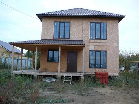 Приятный дом в Волжском районе, СНТ Долина-123, г/м