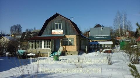 Дом, Ярославское ш, 28 км от МКАД, село Доброе Пушкинский район. .