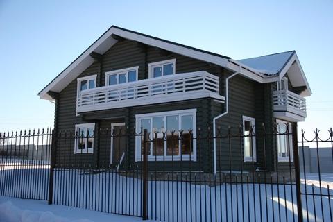 Дом 210 м2 на участке 13,25 соток в кп «Олимп» Ступинского р-на