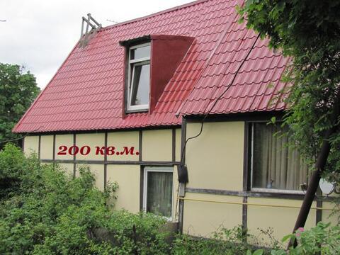 Дом 200 кв.м. на 9 сот. п.Парголово, Выборгский р-н ИЖС.