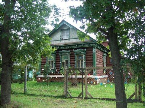 Добротный деревянный дом площадью 80 кв.м на участке 12 соток в .