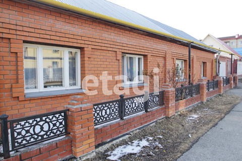 Дом в Ялуторовске 124 кв.м.
