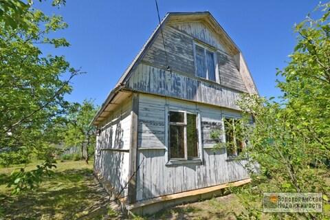 Дача в садовом товариществе Прибой Волоколамского района