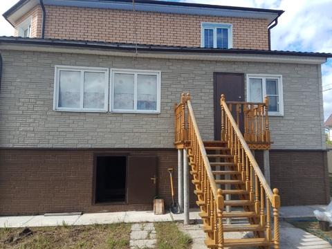 Дом 160 кв.м с уч 12 сот в Заокском