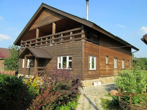 Дом 250 кв.м. на участке 12 соток в д. Забелино Ступинского р-на