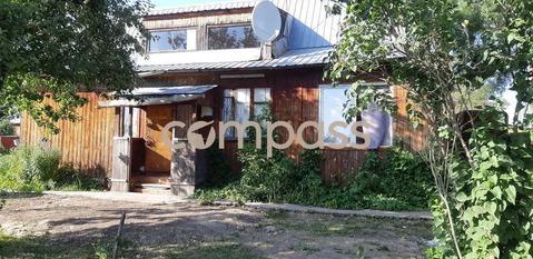 Продажа дома, Тюмень, Садовая со Локомотив улица