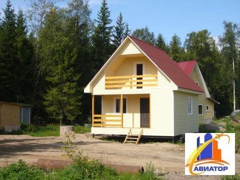 Продается дом 58 кв.м в поселке Соколинское